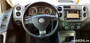 Volkswagen Tiguan Sport 2010 Model Style,4x4,Euro 5 RAR FACUT - imagine 10