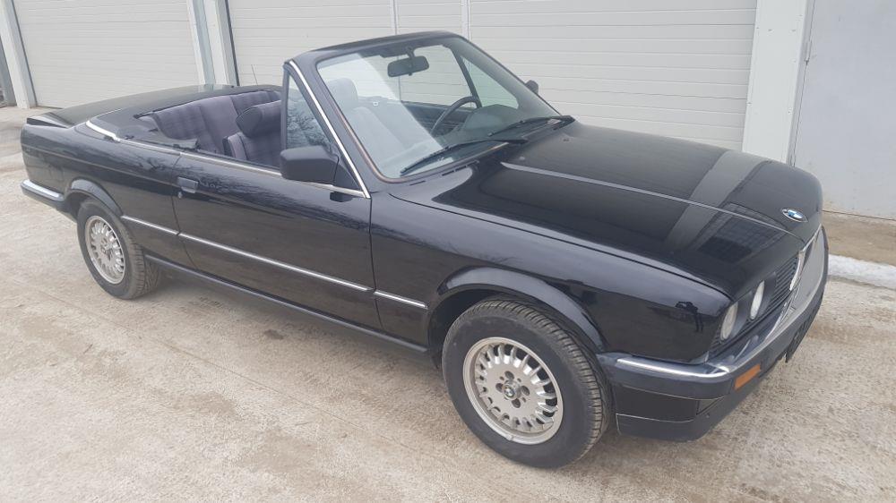 Bmw e30 cabrio6cil.130cp - imagine 2