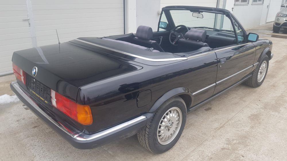 Bmw e30 cabrio6cil.130cp - imagine 1