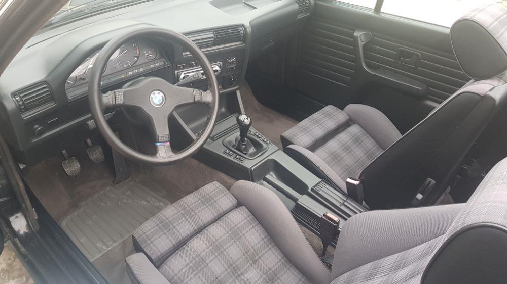 Bmw e30 cabrio6cil.130cp - imagine 6