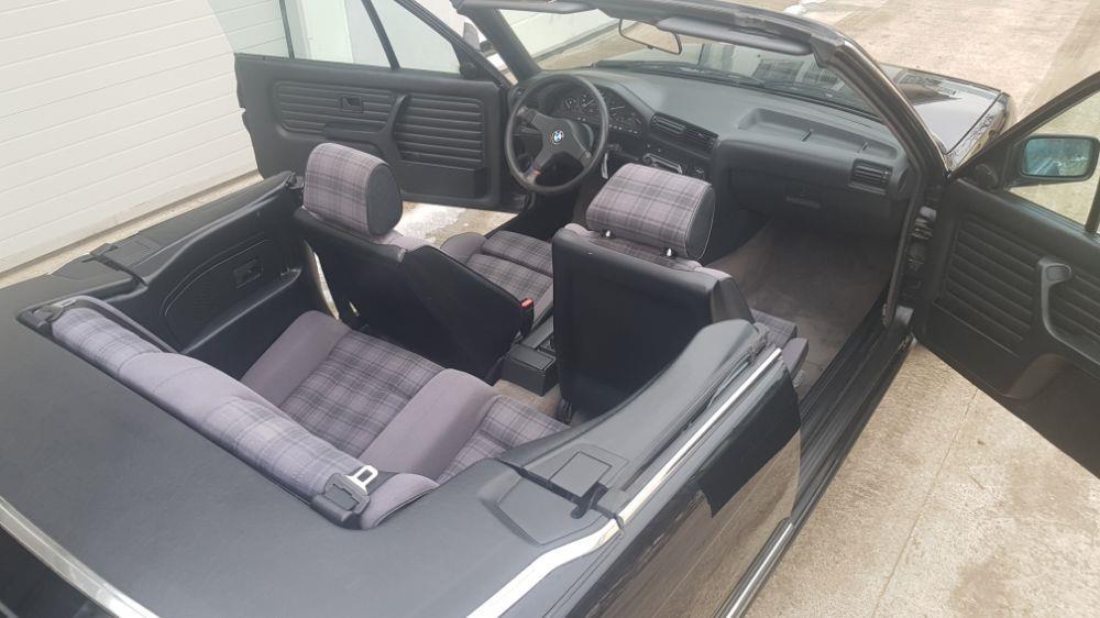 Bmw e30 cabrio6cil.130cp - imagine 7