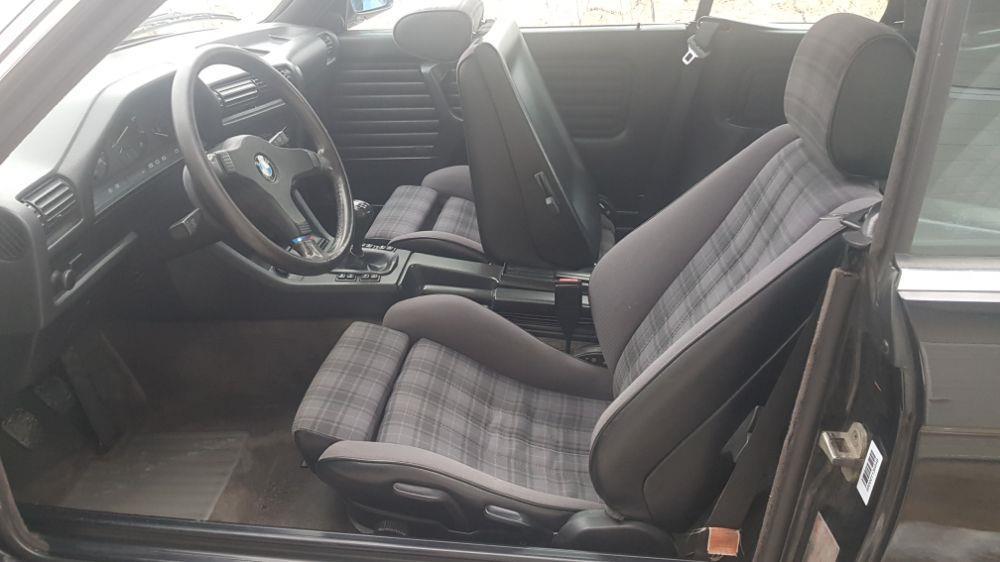 Bmw e30 cabrio6cil.130cp - imagine 9