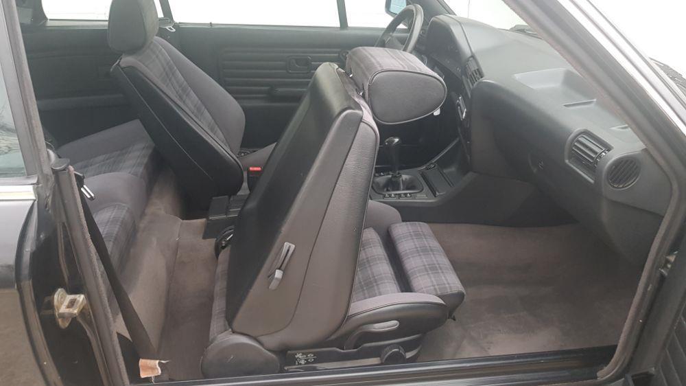 Bmw e30 cabrio6cil.130cp - imagine 8