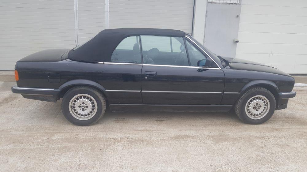 Bmw e30 cabrio6cil.130cp - imagine 11