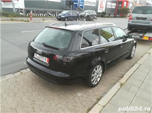 Audi A4 S-line AUTOMATĂ 7+1 200cp - imagine 4