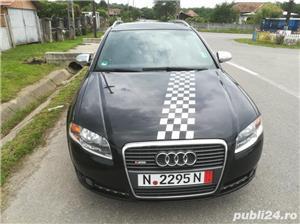 Audi A4 S-line AUTOMATĂ 7+1 200cp - imagine 1