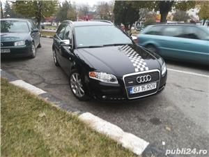 Audi A4 S-line AUTOMATĂ 7+1 200cp - imagine 8