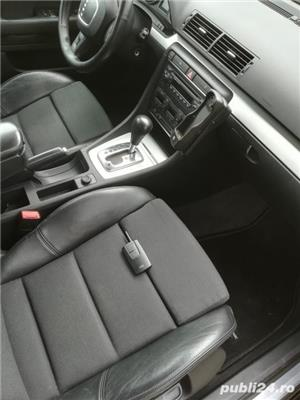 Audi A4 S-line AUTOMATĂ 7+1 200cp - imagine 3