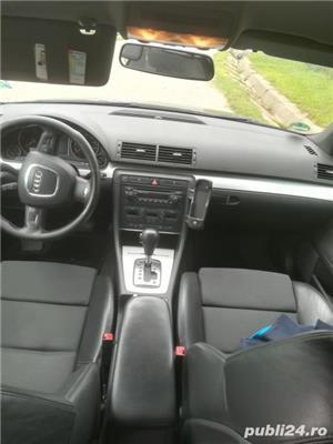Audi A4 S-line AUTOMATĂ 7+1 200cp - imagine 6