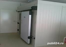 Inchiriez  Depozit 205m2  +camera frigorifica 45m2  - imagine 1