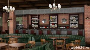 Design de interior, baruri, cafenele, restaurante, terase. - imagine 1