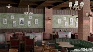 Design de interior, baruri, cafenele, restaurante, terase. - imagine 4
