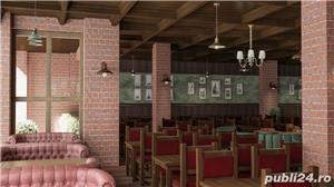 Design de interior, baruri, cafenele, restaurante, terase. - imagine 5