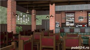 Design de interior, baruri, cafenele, restaurante, terase. - imagine 2