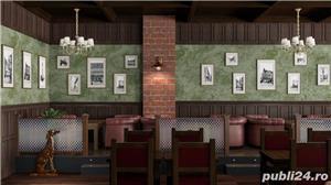 Design de interior, baruri, cafenele, restaurante, terase. - imagine 6