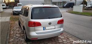 VW TOURAN 2012 - imagine 3