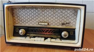 Radio amplificator lampi PHILIPS-MERKUR 473 functional 1953 - imagine 4