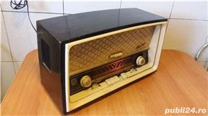 Radio amplificator lampi PHILIPS-MERKUR 473 functional 1953 - imagine 2