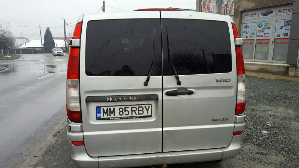 Mercedes-benz Vito 7+1locuri - imagine 2