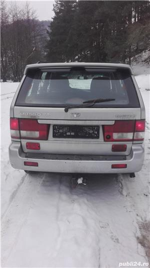 Ssangyong musso - imagine 4