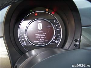 Fiat 500 2017 R.A.R EFECTUAT - imagine 5