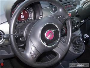 Fiat 500 2017 R.A.R EFECTUAT - imagine 10