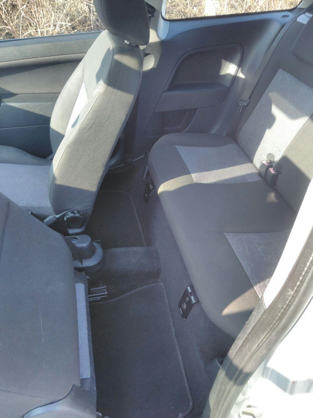 Ford Fiesta 1.4 tdi an 2008 Rar făcut  - imagine 7