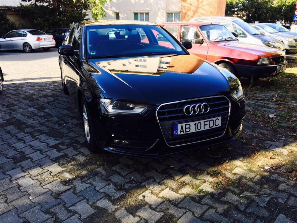 Audi A4 2013 - imagine 4