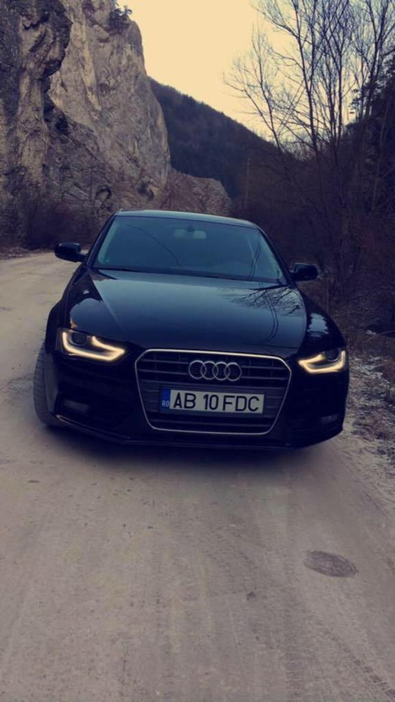Audi A4 2013 - imagine 1