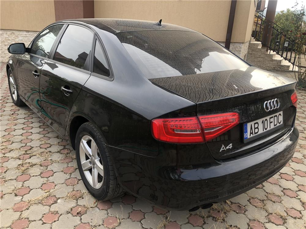 Audi A4 2013 - imagine 13