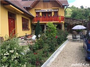 Vand casa la cheie in zona montana, jud. Sibiu - imagine 1