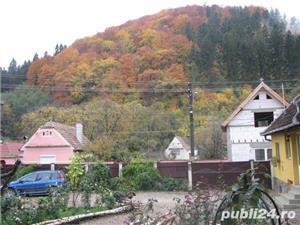 Vand casa la cheie in zona montana, jud. Sibiu - imagine 5