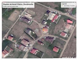 Vand 1/2 duplex Dumbravita, str.Aurel Vlaicu, 99.000 eur - imagine 4
