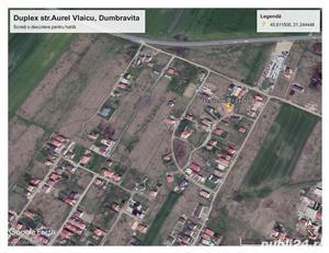 Vand 1/2 duplex Dumbravita, str.Aurel Vlaicu, 99.000 eur - imagine 5