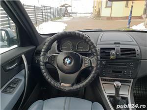 BMW  X3 innatriculat - imagine 7