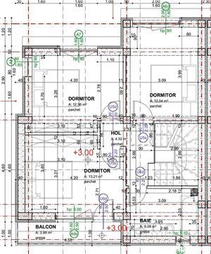 Vila duplex,P+1+Pod,Prelungirea Ghencea-Maracineni,sector 5,la cheie,toate utilitatile,comision 0 %  - imagine 12