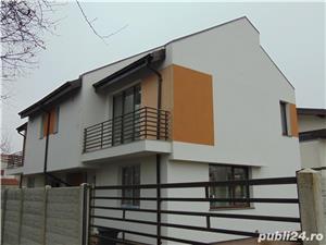 Vila duplex,P+1+Pod,Prelungirea Ghencea-Maracineni,sector 5,la cheie,toate utilitatile,comision 0 %  - imagine 1