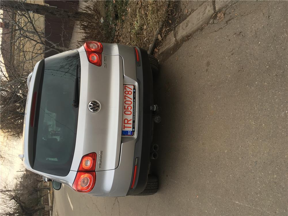 Volkswagen tiguan  - imagine 7