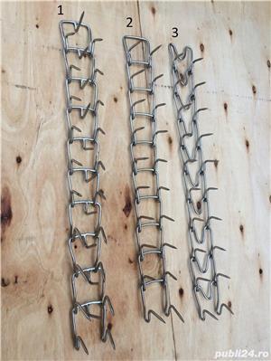 Vand zgarda din inox de 4 mm pentru caini ciobanesti si alti caini- 3 modele - imagine 2