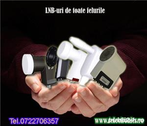 Vindem receptoare satelit,lnb,motoare,pozitonere. - imagine 2