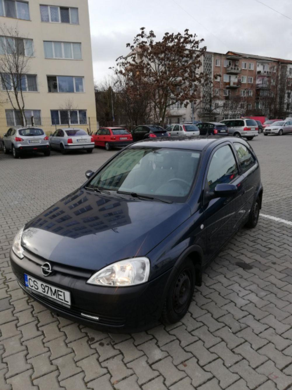 Opel corsa - imagine 7