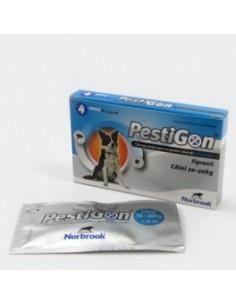Pestigon XL, 4 pipete (caini 40-60 Kg) - imagine 4