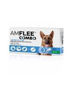 Amflee Combo Dog S 67 mg (2-10 kg), 3pipete - imagine 2