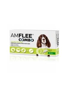 Amflee Combo Dog S 67 mg (2-10 kg), 3pipete - imagine 4
