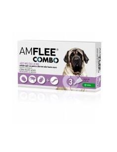 Amflee Combo Dog S 67 mg (2-10 kg), 3pipete - imagine 3