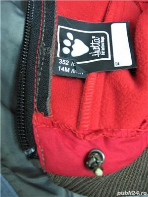 NOUA Salopeta HURTTA iarna Waterproof Fleece Overall 352/14M,cu eticheta - imagine 9
