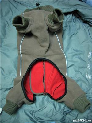 NOUA Salopeta HURTTA iarna Waterproof Fleece Overall 352/14M,cu eticheta - imagine 6