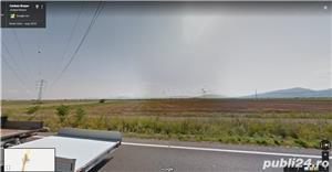 Teren 7012 mp ocolitoarea  centura Brasov Tarlungeni Sacele - imagine 9