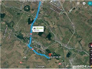 Teren intravilan 908mp - MOGOSESTI - 20 min de Bucuresti - imagine 2