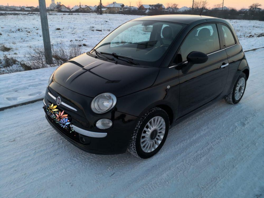 Fiat 500 Lounge - imagine 2